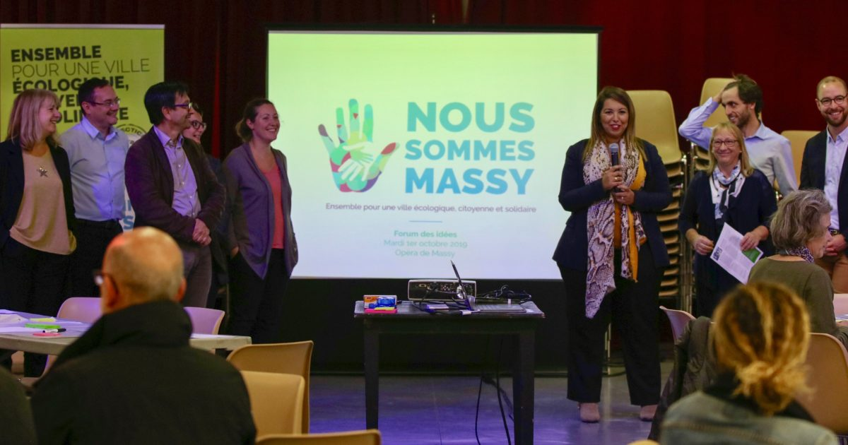Dans la presse : Massy – Pour une ville écologique, citoyenne et solidaire