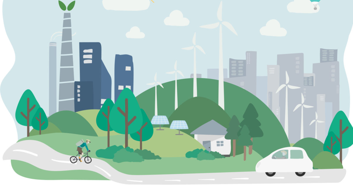 Café des idées – Lundi 2  décembre 2019 : comment réintégrer la biodiversité en ville ?