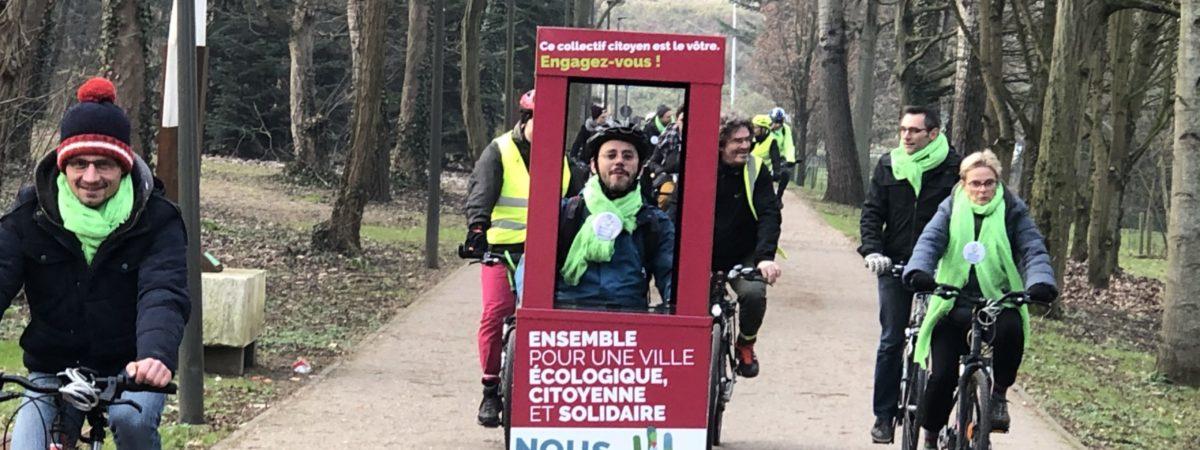 [VIDEO] Retour sur la balade urbaine à vélo et le café des idées pour une ville durable et cyclable !