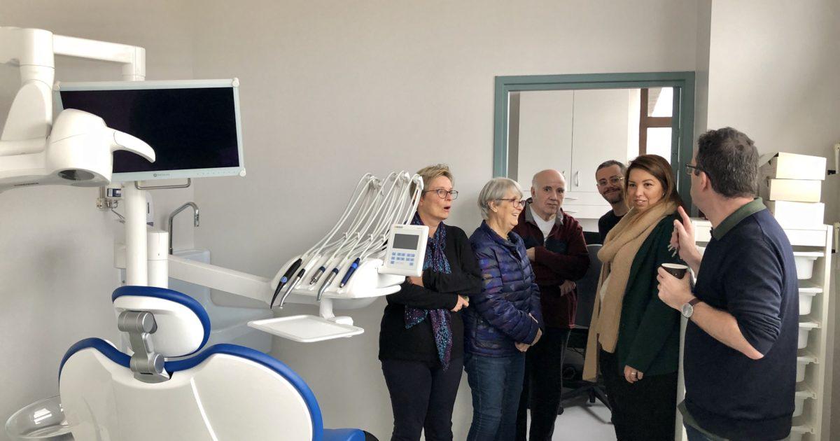 Pour un centre municipal de santé dès 2022 !