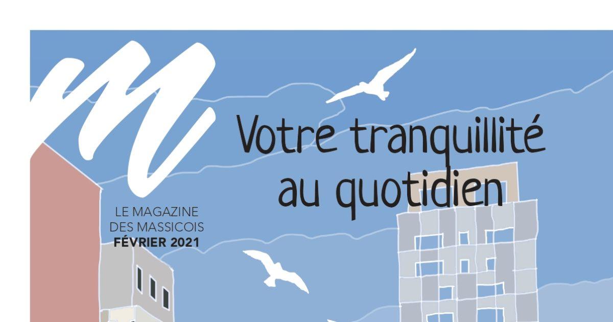 Tribune « M le magazine » – Février 2021