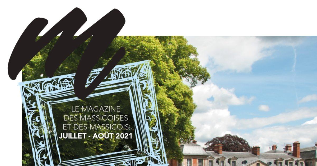 Tribune « M le magazine » – Juillet-Août 2021