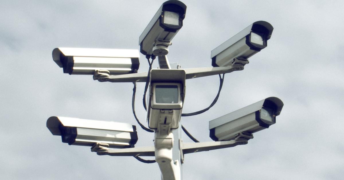 Derrière les caméras de vidéo-surveillance, il n'y a personne … (vidéo)
